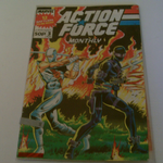 Action Force Monthly 3 Aug Vol 1 #3 1988 Snake Eyes Storm Shadow Cover @sold@